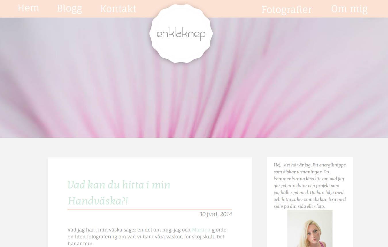 nya sidan