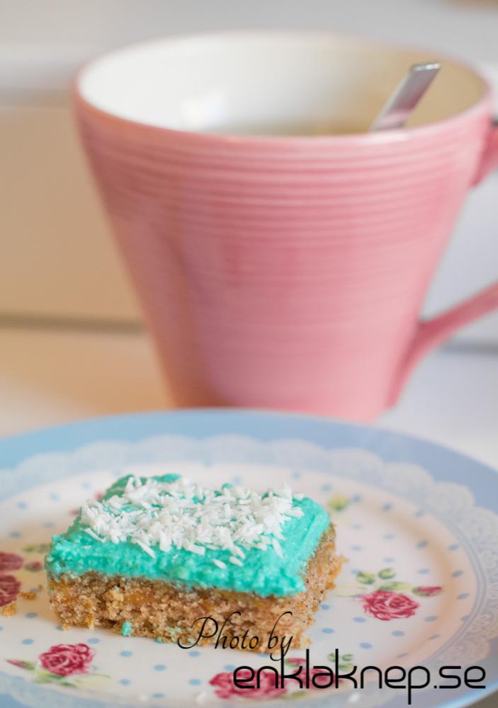 kaka med te