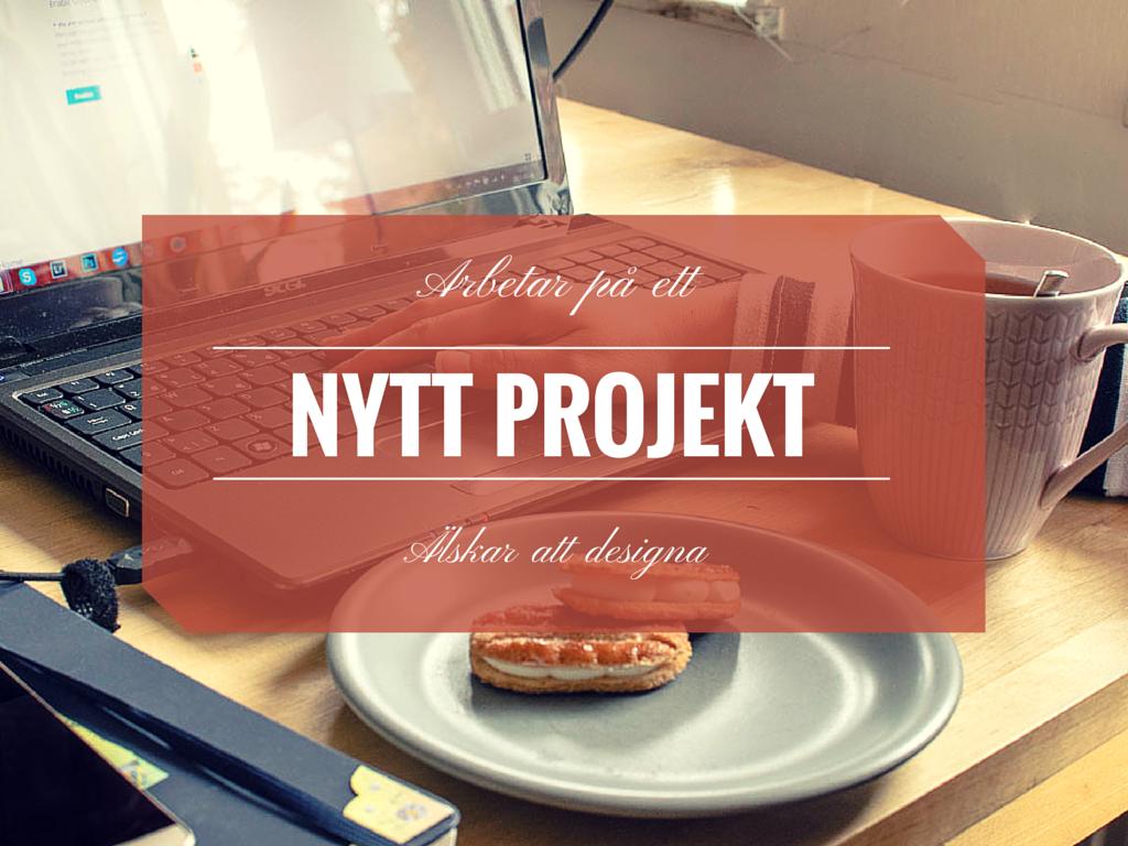 nytt projekt