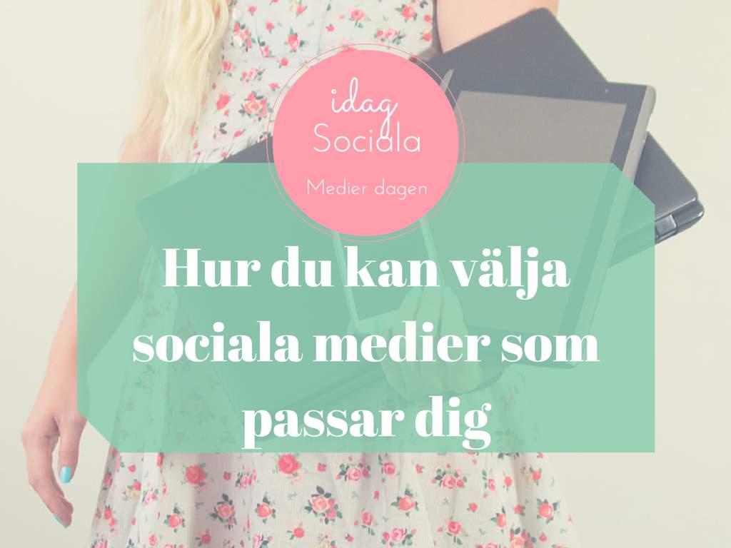 Sociala Medier dagen