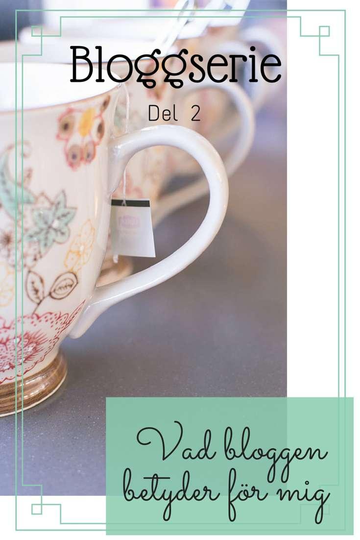 bloggserie bloggen betyder