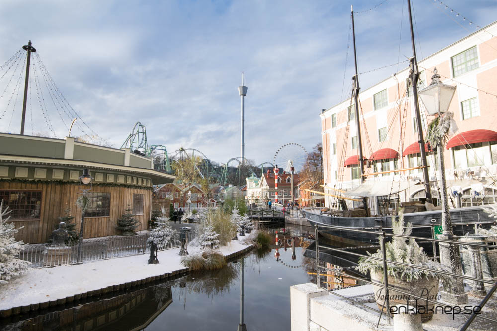 Lisebergs Julmarknad