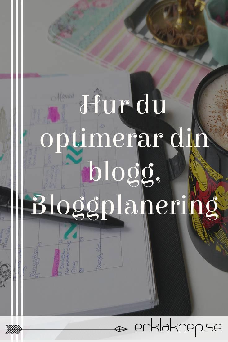 bloggplanering 2.0