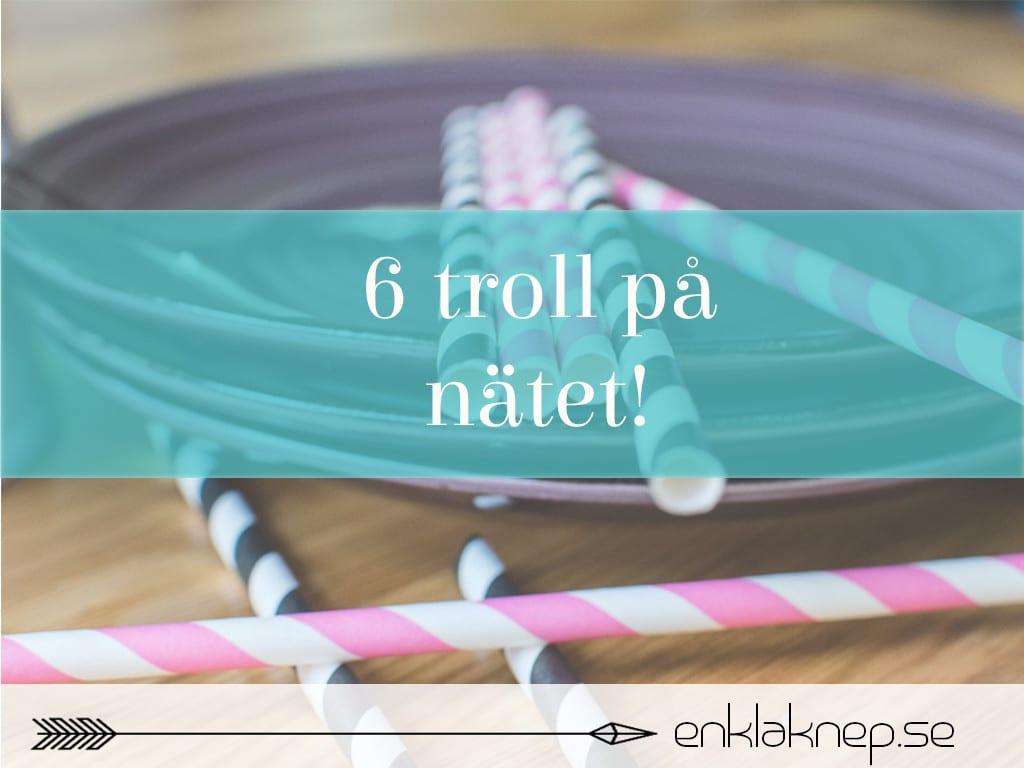 troll Blogpost