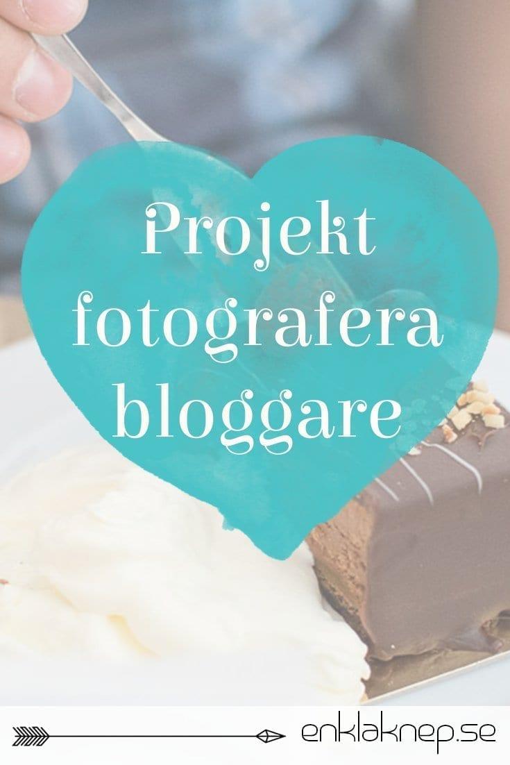 Fotografera bloggare
