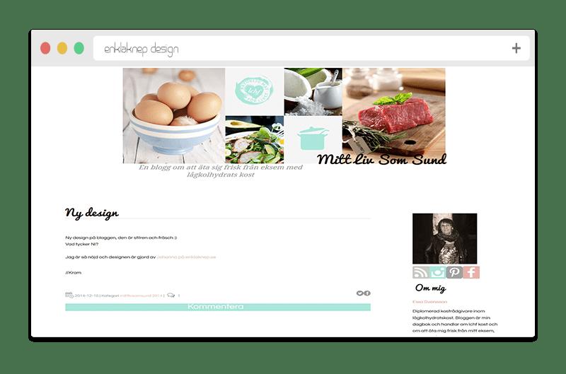 Ewas webbdesign