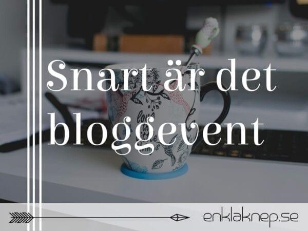 bloggevent