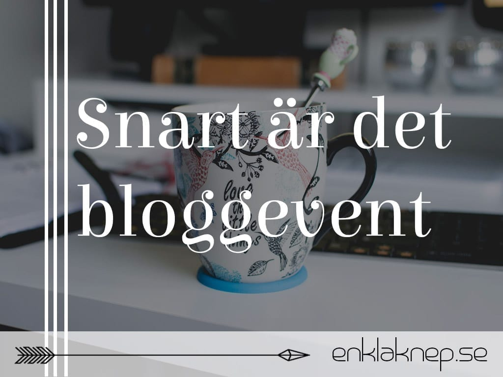 bloggevent
