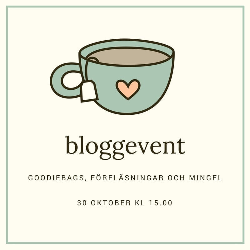 bloggevent information