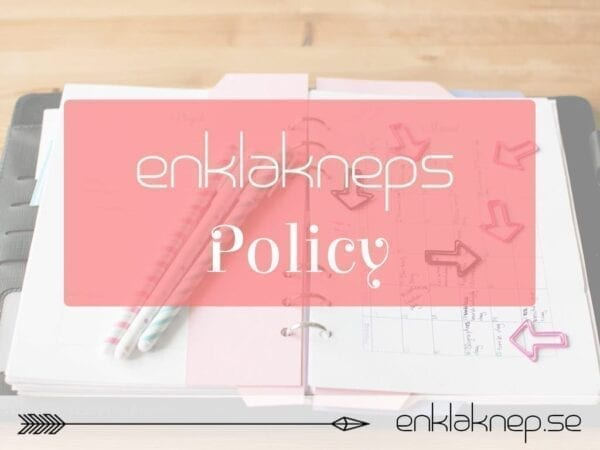 enklakneps policy