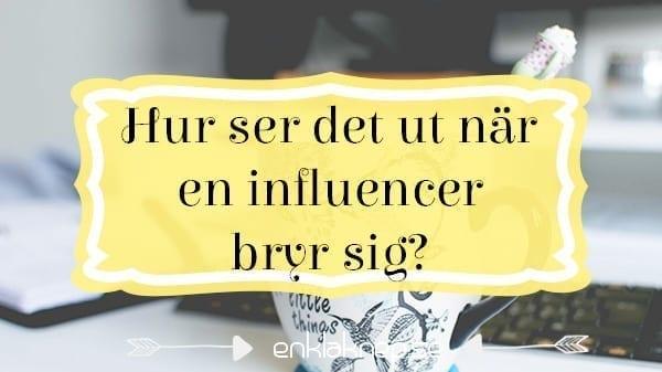 influencer bryr sig