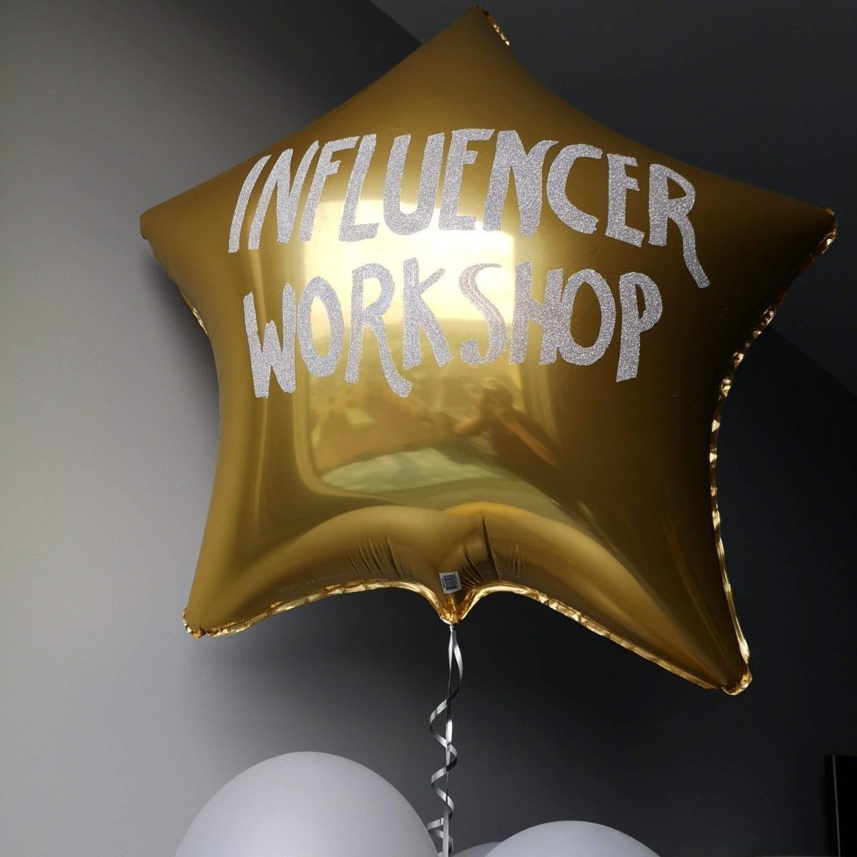 influencer workshop